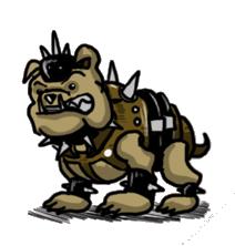 war dog copy